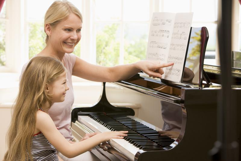 Piano tuition in London